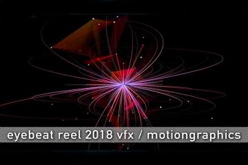 eyebeat - Motiongraphics & VFX Reel 2018